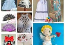 bda35a2d6 Patrones gratis de costura Diy crochet y manualidades - Patrones gratis