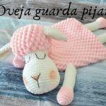 Oveja guarda pijamas a crochet