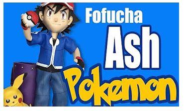 DIY fofucho Ash Pokemón