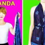 Formas diferentes e ingeniosas de atar un pañuelo