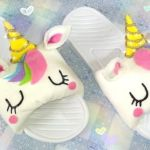DIY Pantuflas de unicornio
