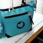 DIY Como hacer un bolso bandolera