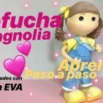 Muñeca Fofucha Magnolia