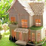 DIY casa con palitos de helado