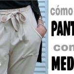 DIY Pantalón a medida