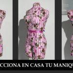 DIY Confecciona tu propio maniquí en miniatura