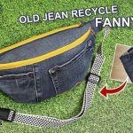 DIY Riñonera jeans paso a paso