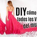 DIY Como hacer todos los vestidos del mundo