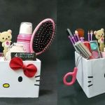 Organizador de escritorio Hello Kitty