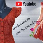 Vestido a crochet primavera verano
