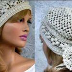 DIY Bandana turca tejida a crochet