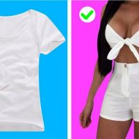 15 Ideas para transformar ropa fácilmente