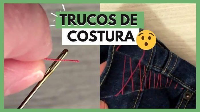 DIY 6 Trucos de costura a mano