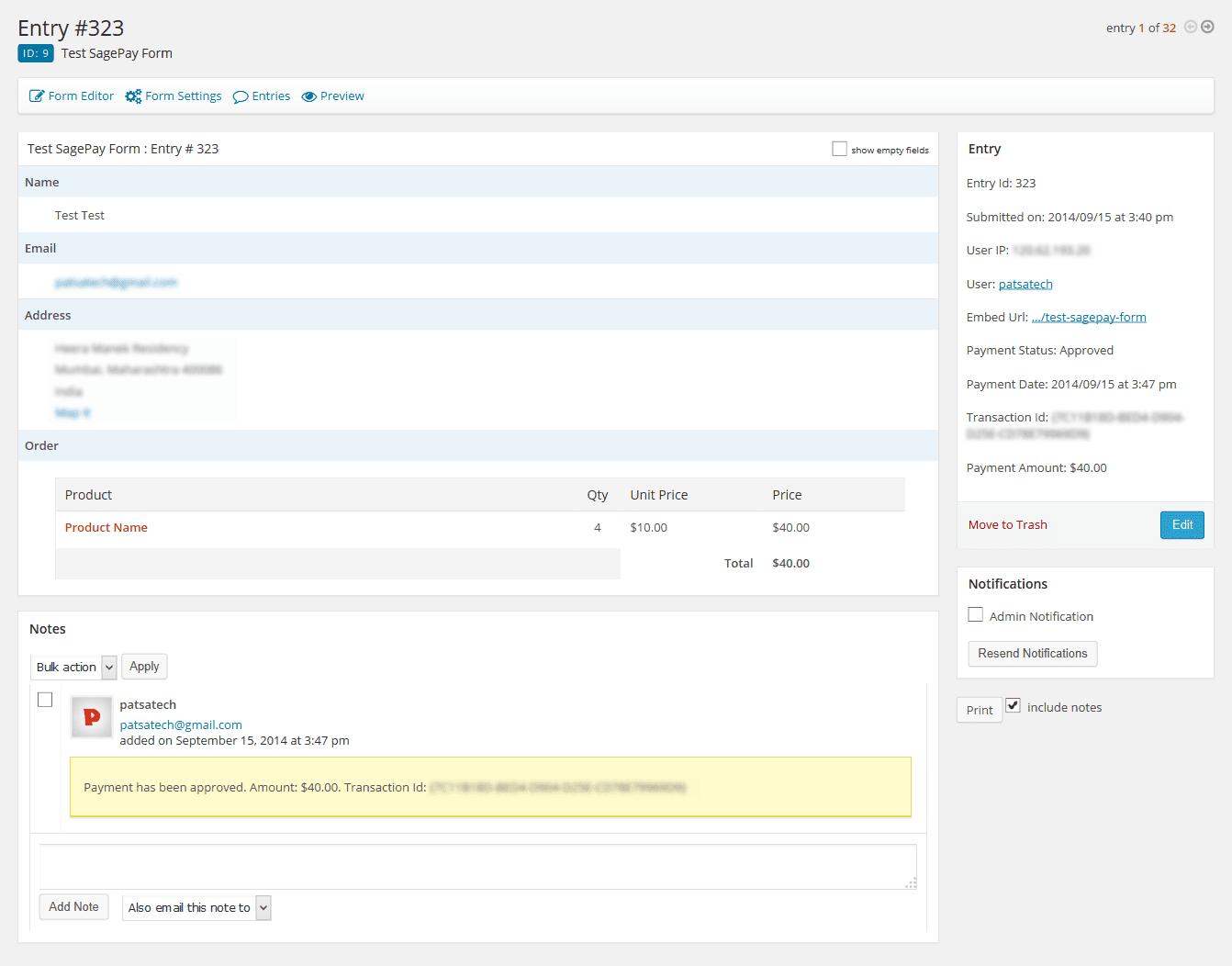Quickbooks Online Invoice Exchange