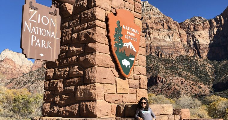 Zion National Park with Kids