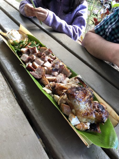 Ka Haku Smoke Shack in Maui on the Road to Hana #hawaii #hawaiifood #maui #roadtohana #foodie