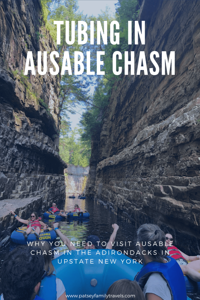 Ausable Chasm Upstate NY #ausablechasm #adirondacks #upstateNY