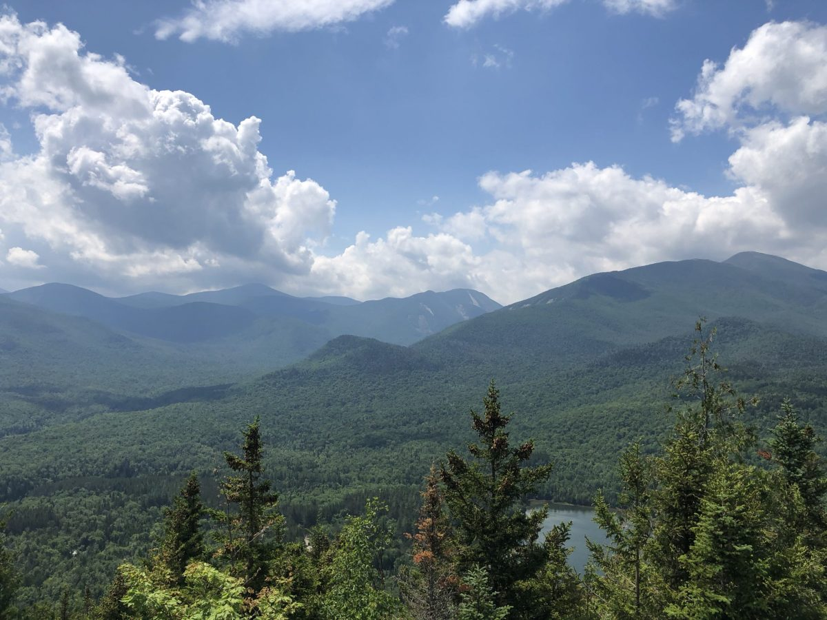 Summit View from Mt Jo Adirondacks Lake Placid #hikewithkids #hikeNY #iloveNY #adirondacks #newyorkstate #mtjo #lakeplacid