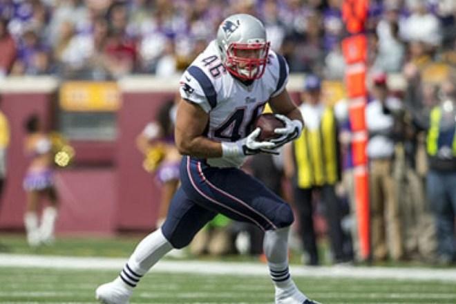 Patriots Free Agent Profile – James Develin