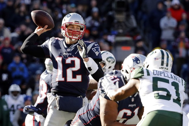 PatriotsThrottle the Jets 38-3 in Finale, Observations