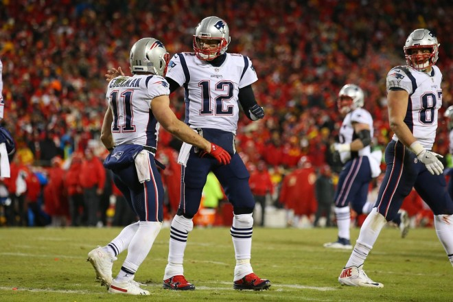 Best Of Social Media: Tom Brady's Ex-Teammates Show Their Support During Bucs Playoff Win Over Saints