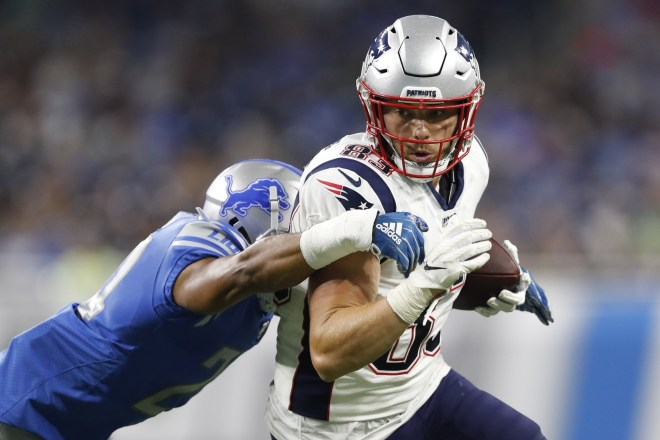 Patriots Injuries Now Put Tight End In Murkier Territory