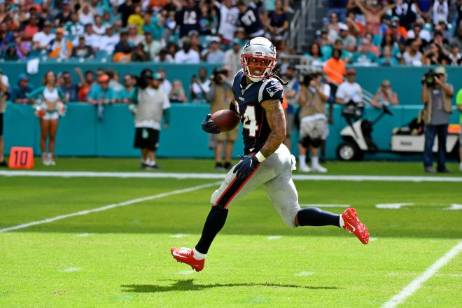"""VIDEO: NFL Network Reveals Stephon Gilmore's Ranking In """"Top 100 Players Of 2020"""""""
