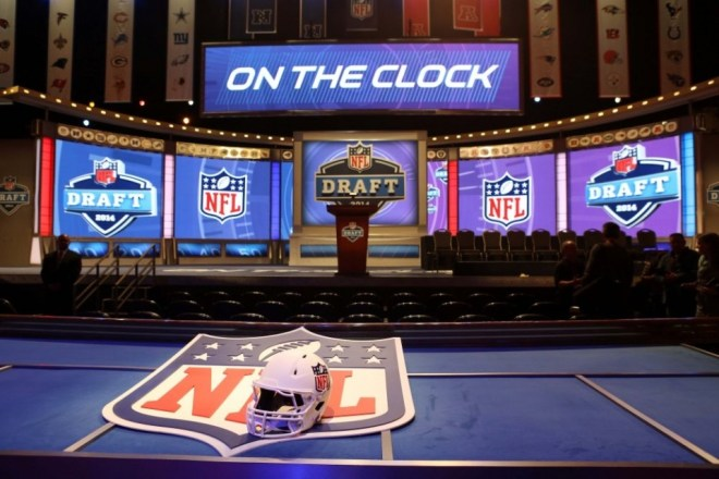MORSE: Patriots Mock Draft 1.0