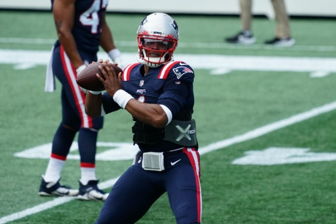 Five Thoughts Following the Patriots Win: Newton's Gesture Said a Lot