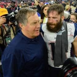 New England Patriots News 04-18, Edelman, Belichick Mutual Admiration