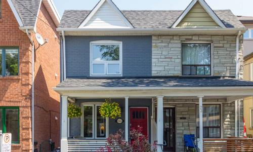 Leslieville Homes For Sale