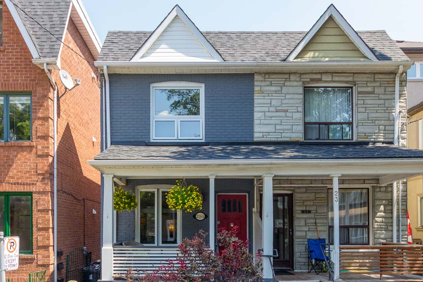 Leslieville Homes For Sale