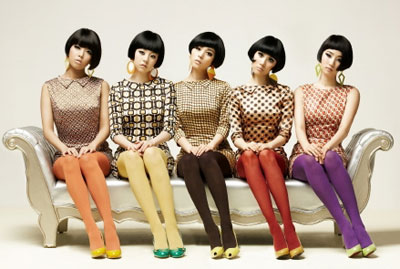 5 สาว Wonder Girls
