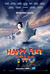 Happy Feet Two Poster 1