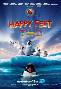 Happy Feet Two Poster 3