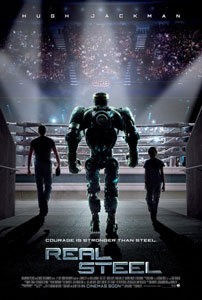 Real Steel - Poster 1