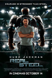Real Steel - Poster 3