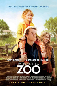 Poster II - We Bought a Zoo
