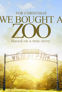 Poster III - We Bought a Zoo