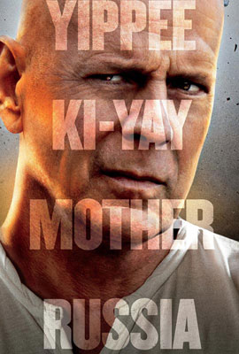 A Good Day to Die Hard | Poster 1