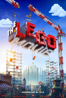 Poster The Lego Movie แบบที่ 2