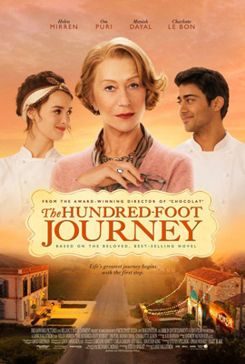 The Hundred-foot Journey Poster 1