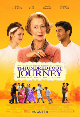 The Hundred-foot Journey Poster 2