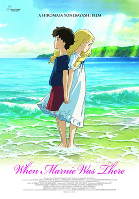 When Marnie Was There - Poster 1