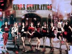 Girls' Generation ส่งซิงเกิลใหม่ Paparazzi ในญี่ปุ่น
