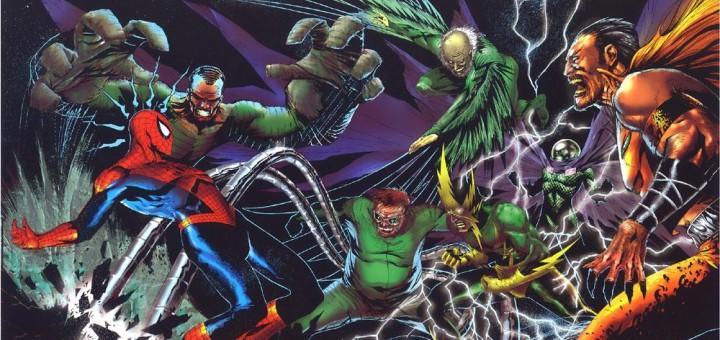 Sony Picture กำหนดวันฉายให้กับหนังรวมวายร้าย 'Sinister Six' เเล้ว