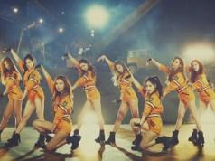 เมื่อ Girls' Generation บอกว่า Catch Me If You Can