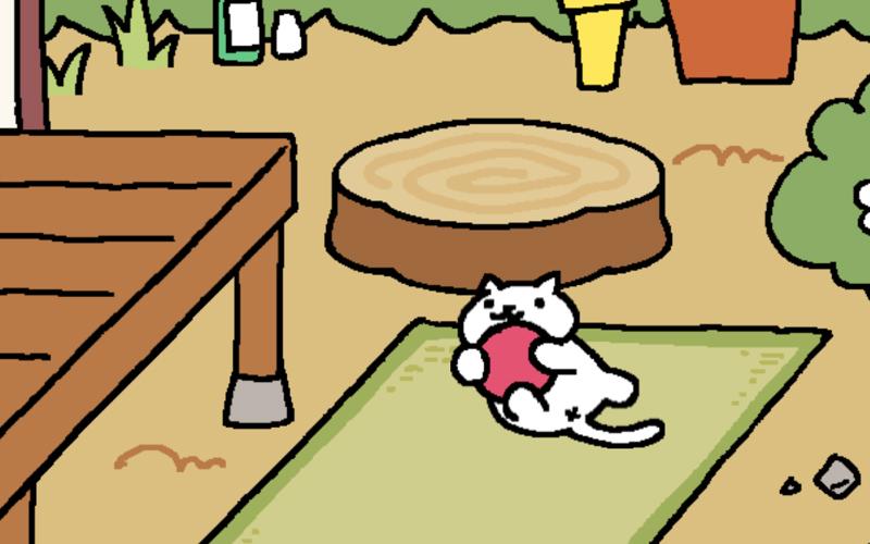 มาเล่นเกมเลี้ยงแมว Neko Atsume กันเถอะ