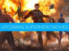 เผยรายชื่อหนัง Superhero ยาวเป็นหางว่าว