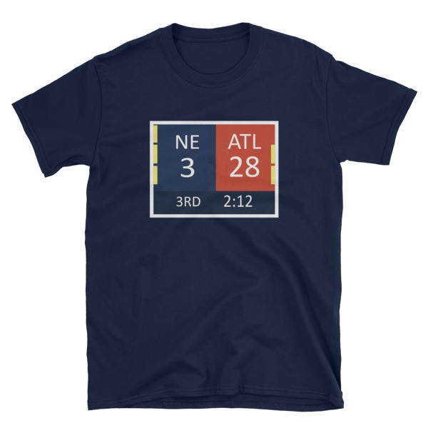 bb311ca7 28-3 T-Shirt (blank back) - PatsPropaganda